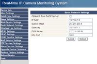 DVR, IP WiFi kamera i router - dziwne transfery