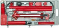 Pompa rozpieraka - Uszkodzona pompa hydrauliczna siłownika uniwersalnego 10T