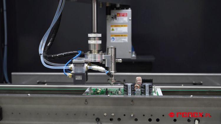 Nowy Robot Lakierujący REECO RE-2500