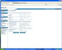 Router Belkin 54g a adres wewnętrzny od dostawcy z puli 192.168.x.x