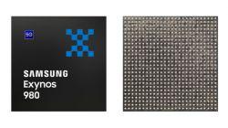 Nowy Exynos 980 od Samsunga - pierwszy jego SoC z obsługą 5G