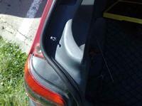 Golf III - Światło w bagażniku