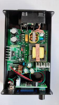 Stacja lutownicza T12-952 - zestaw DIY - budowa, opisy
