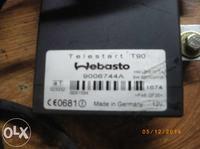 bmw e90 320d - instalacja webasto e90