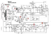 Jak te elementy na schemacie przedstawic na PCB ?