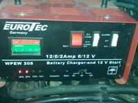 Jak ładować akumulator na prostowniku???