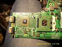 HP Compaq 6715s - Uszkodzona p�yta, nie wy�wietla obrazu