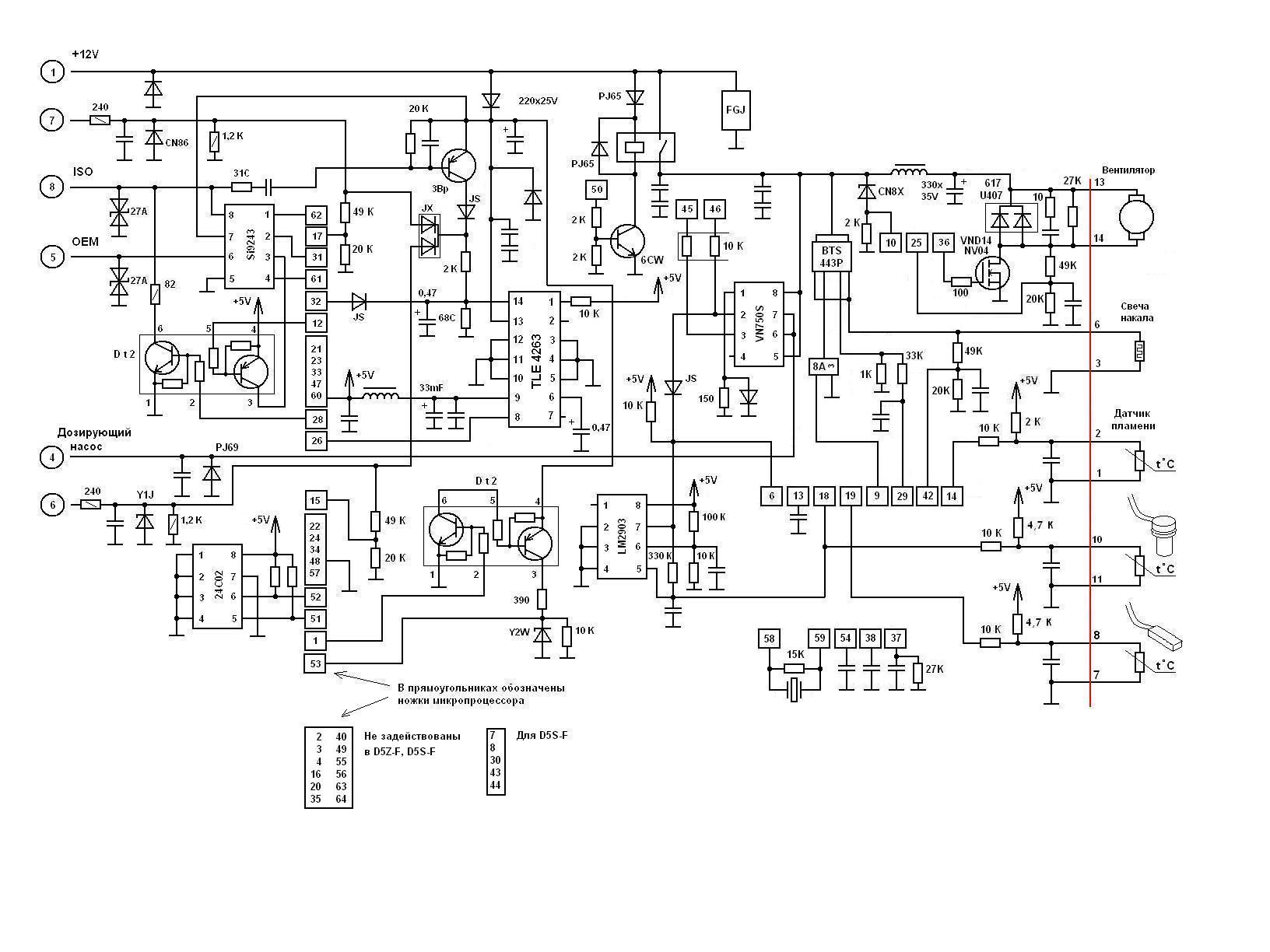 eberspacher - kasowanie b u0142 u0119d u00f3w sterownika - 2