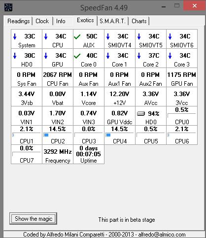 Samoczynne wyłączanie się komputera, bez żadnych info o błedzie