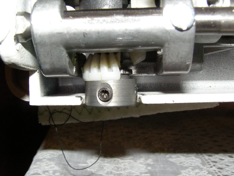Maszyna do szycia Victoria �ucznik 765  - Uszkodzone 2 cz�ci