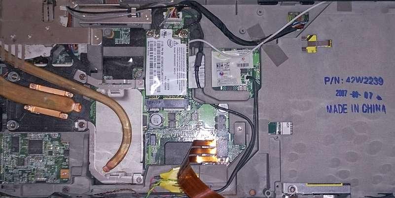 Czy do Lenovo 8932-AEG b�dzie pasowa� T7700
