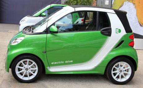 Smart ForTwo Electric Drive - nowy samochód elektryczny w sprzedaży od 2013