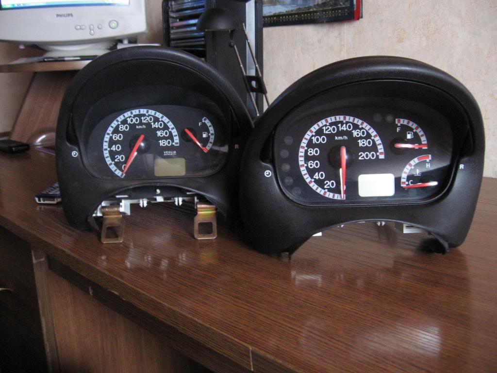 fiat seicento 1,1MPI - Wska�nik temperaury zamiast paliwa-jak zrobi�?