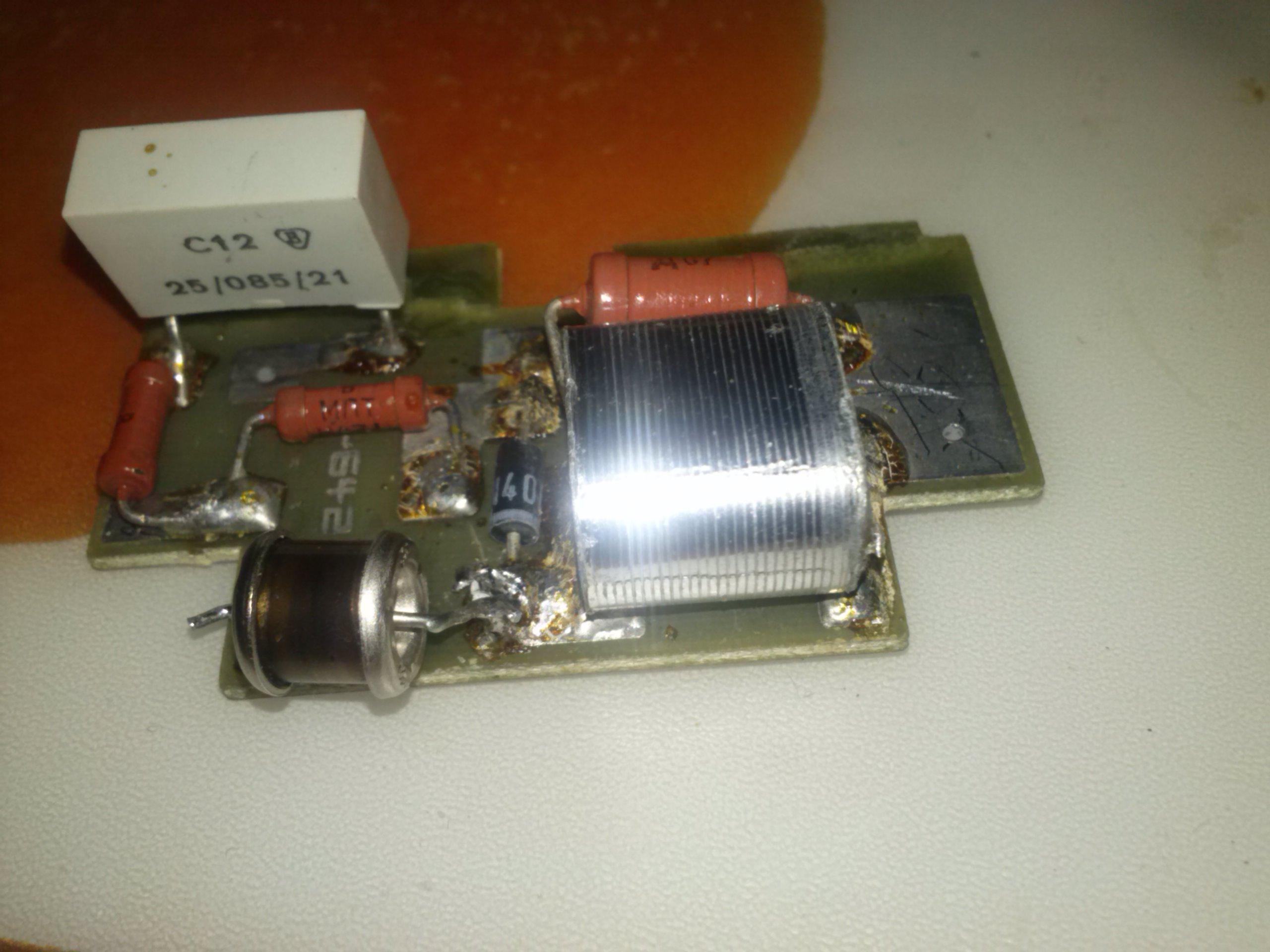 Amica Exclusive gi  Generator iskry  elektroda pl