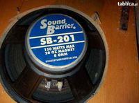 Sound Barrier - Czy ktoś widział takie głośniki?