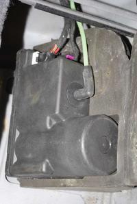 Audi, C4, lampka, kabiny, ściemniacz, pompka