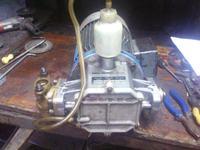 Pompa olejowa a hydromotor