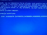 Dell sx280 problem przy instal -