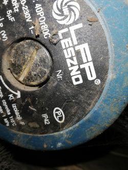 LFP 40/80 - Wymiana starej pompy obiegowej na energooszczędną