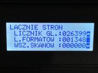 [Sprzedam] Konica Minolta Bizhub 211, sieciowa, ok. 26,5 tys. kopii