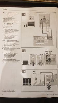 Hormann Promatic i fotokomórki EL 301 Nie zamyka automatycznie bramy.