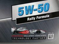Mobil 5W50 - podrobiony olej ?