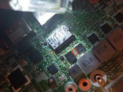 MSI GT72S 6QE (MS-17821 v.2.0) - (1)Zagubiony opornik, (2) brak ladowania