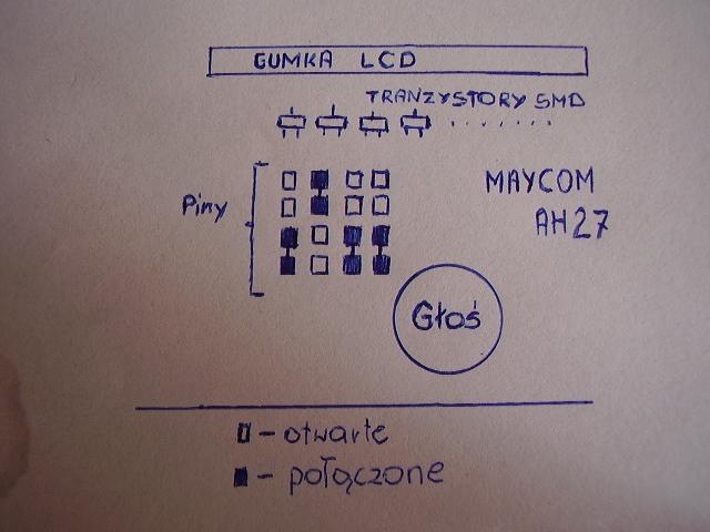 Maycom AH 27-odblokowanie