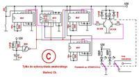 Zastąpienie przełącznika ON/OFF mikroprzełącznikiem chwilowy