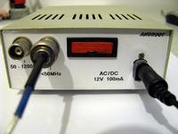 Miernik częstotliwości 5hz do 500 Khz