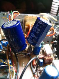 Wzmacniacz Unitra PW 8010 - Buczenie po podłączeniu głoś.