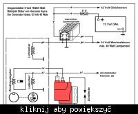 Przerobienie prądnicy w chinskim skuterze - Kingway Coliber