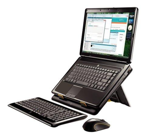 Logitech Notebook Kit MK605 bezprzewodowy zestaw do laptopów