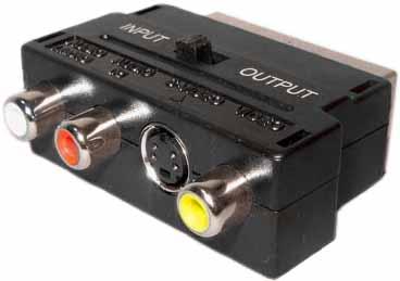 Jak podłączyć tuner Cyfry + do karty TV Avermedia Studio 303