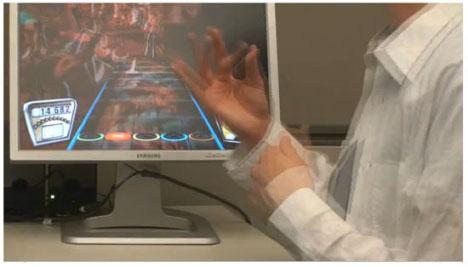 Sterowanie komputerem za pomocą siły mięśni