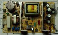 Zasilacz switcha Allied Telesyn AT-FS724i - brak napięć wyj.