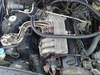 Audi 100 2.3 b-gaz ,Jak ciepły to Wysokie Obroty