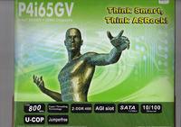 Sterownik karty dźwiękowej, płyty głównej ASRock P4i65GV