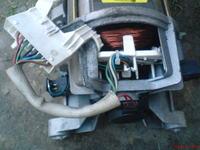 Silnik od pralki automatycznej-jak podlaczyc