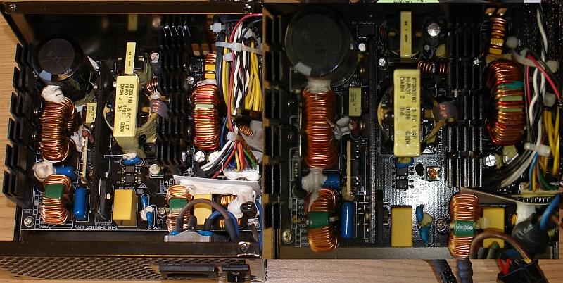 BeQuiet Straight Power model: BQT E5-500W napięcie na PWR-OK