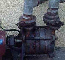 Prośba o identyfikację pompy wodnej