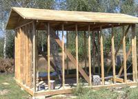 Budowa sauny ogrodowej - wymiana doświadczeń