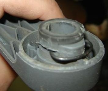 Toyota Yaris Problem z drzwiami / centralny zamek nie działa