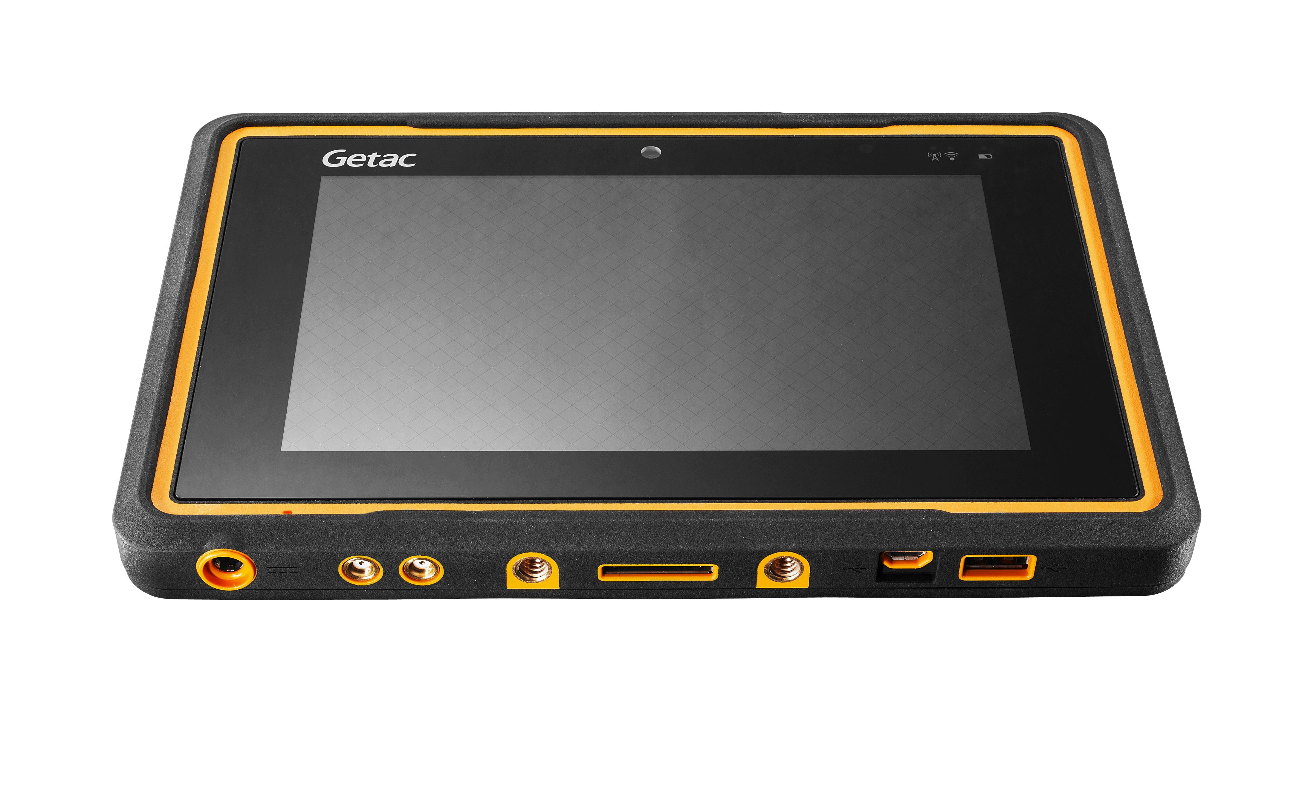 """Getac Z710 - tablet w obudowie przeciwwybuchowej z 7"""" ekranem i Android 4.1"""