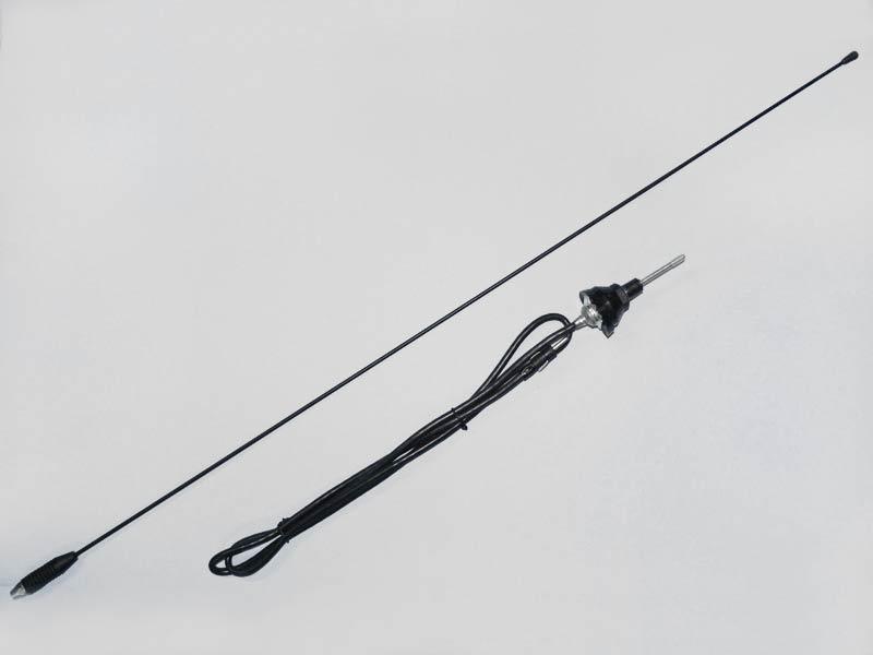D�ugo�� przewodu do anteny samochodowej ukf
