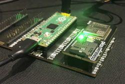 Pico Wireless - dodatkowa płytka ESP32 dla Raspberry Pi Pico