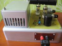 Bardzo proste radio lampowe