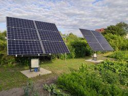 Ein- und zweiachsige Solar-Tracker