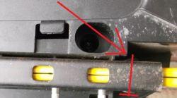 Jak rozebrać bazę fotelika samochodowego Maxi Cosi