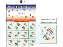 Japo�scy naukowcy stworzyli tranzystor z dwutlenku wanadu